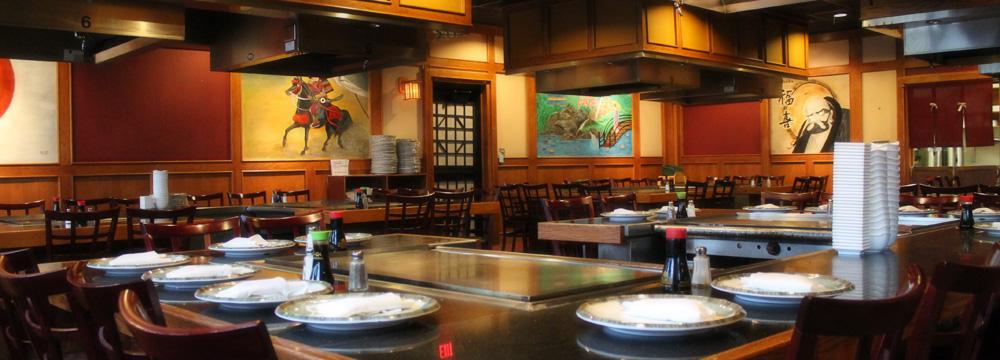 Welcome To Shogun Anese Steak Sushi Bar